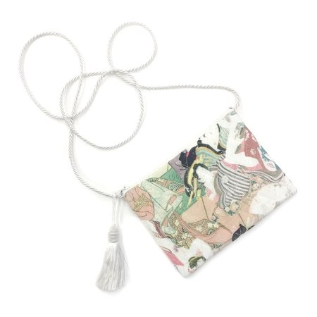 Strathcona Japanese Lover Little Silk Purse
