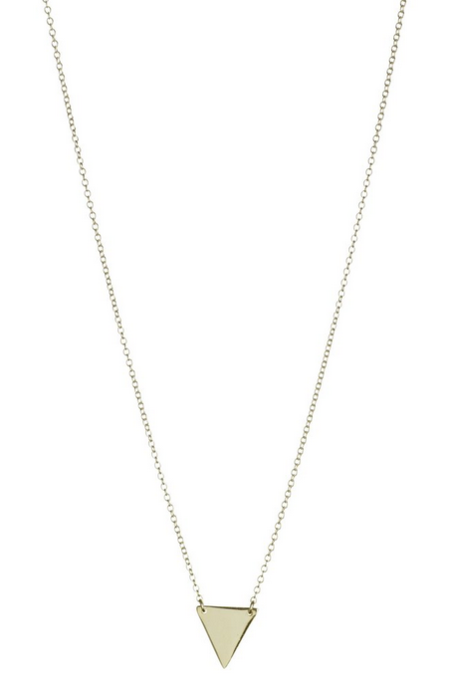 Lisbeth Jewelry NEVILLE NECKLACE IN GOLD