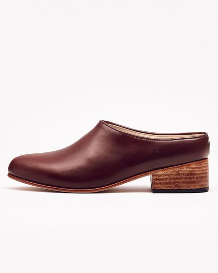 Nisolo Sofia Slip-On Brandy 5 for 5