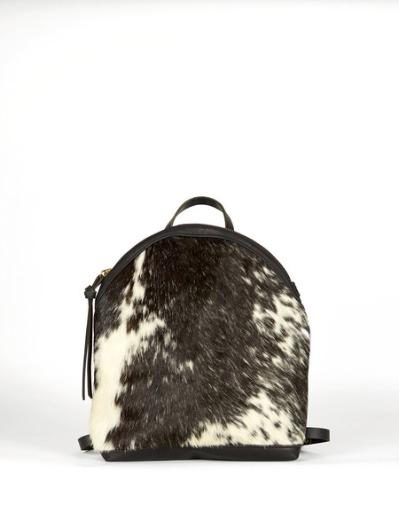Eleven Thirty Anni Large Backpack Black & White Salt & Pepper