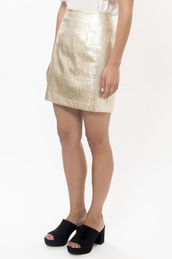 WHiT Tate Mini Skirt