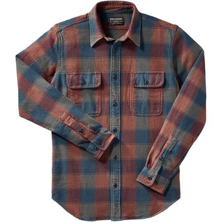 Men's Filson Flannel Workshirt