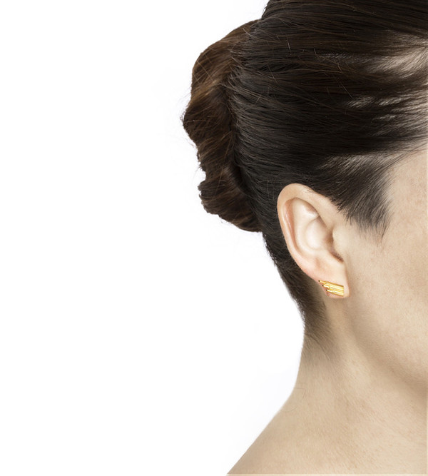 Maria Black Siren Stud Earring