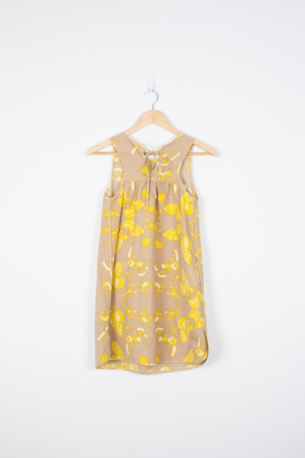 Whit Racerback Dress