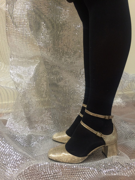 L'Intervalle Reikan Shoes (Champagne)