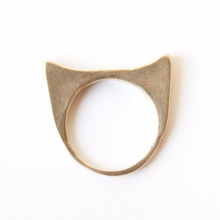 Dea Dia Valley Ring - Bronze