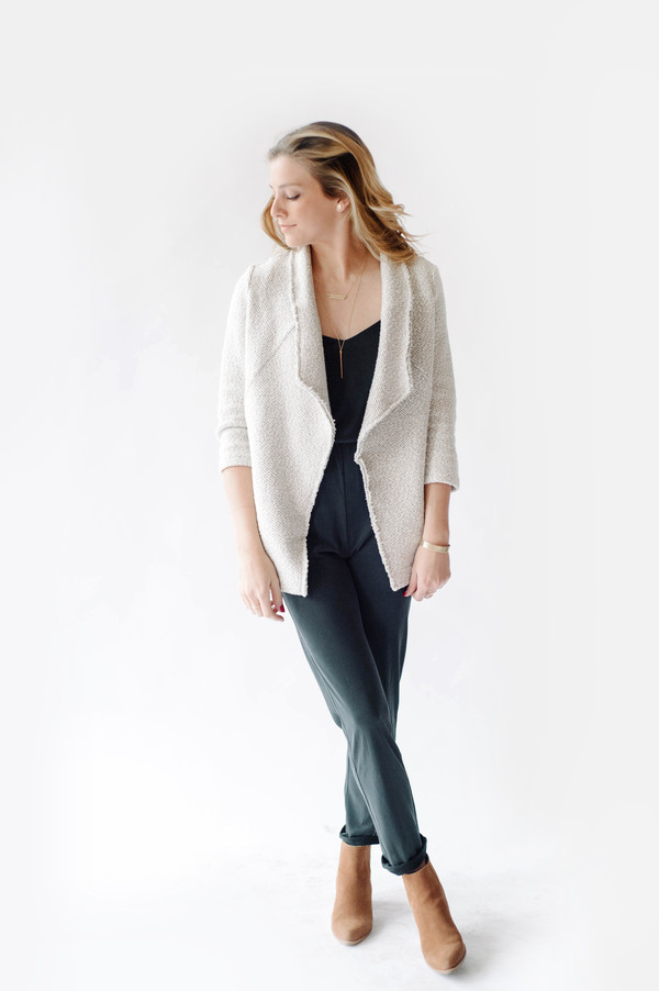Bella Luxx Boucle Jacket