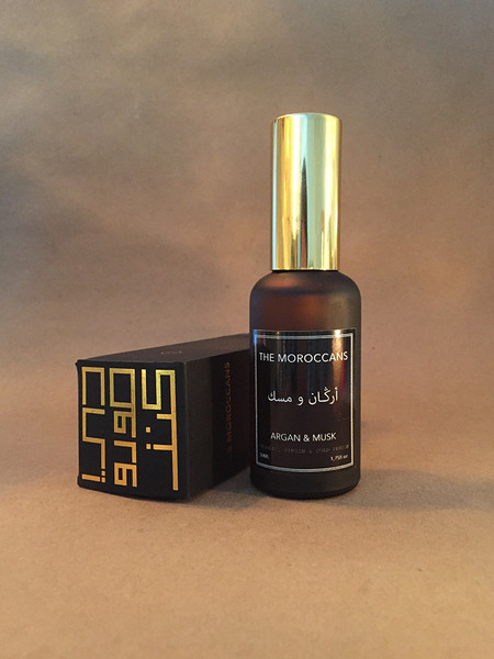 The Moroccans Argan Oil w/ Musk