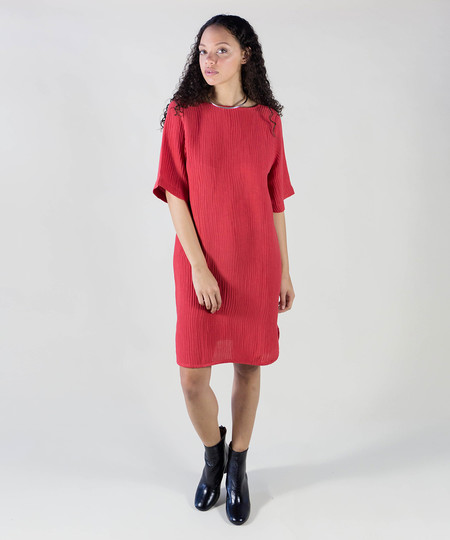 Gravel & Gold Tomato Vallarius Dress