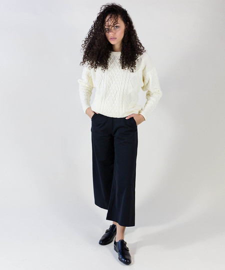 Loup Black Gabrielle Pants