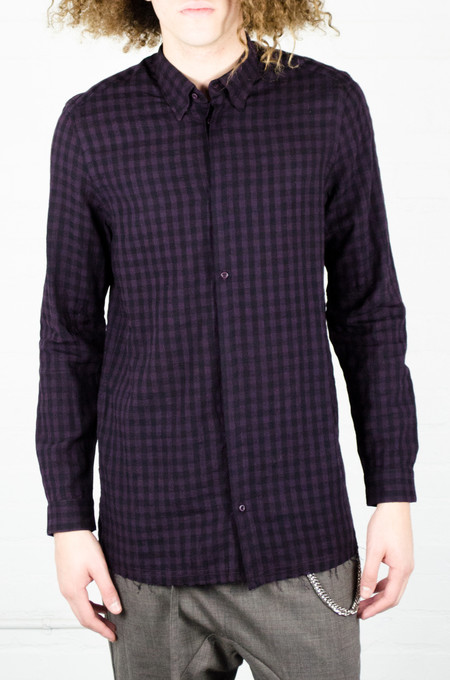 Men's Chapter Balt Woven Over Dyed Plum