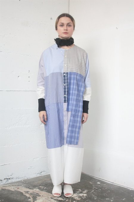 Alexa Stark patchwork dress no.2