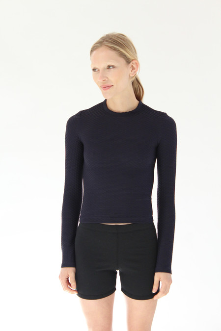 Rachel Comey Satellite Top Midnight