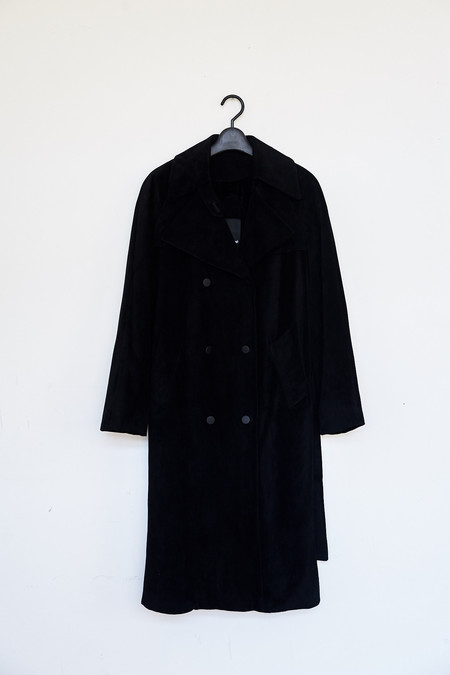 Assembly New York Suede Standard Trench
