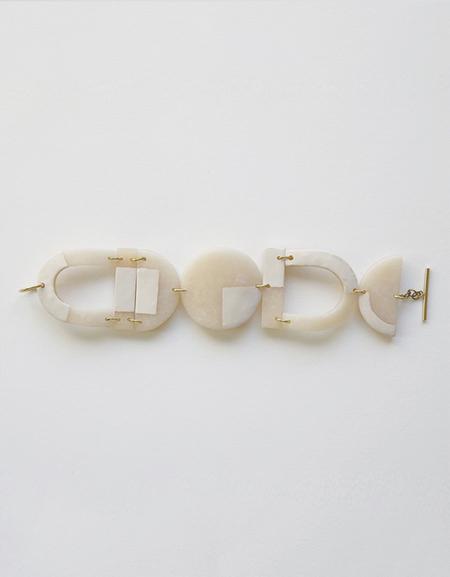 Highlow Shape Study Bracelet
