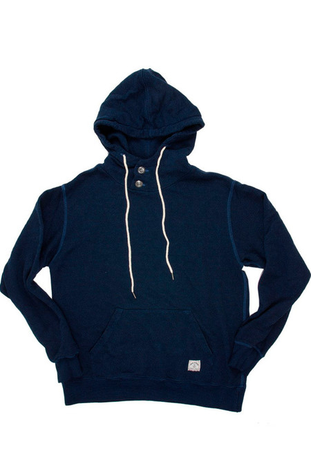 Men's Iron & Resin Todos Santos Pullover Indigo