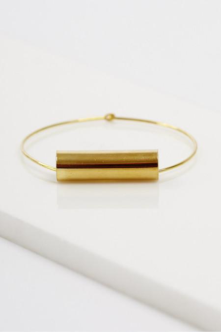Gold Vermeil Sierra Hoops