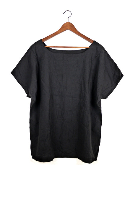 Uzi NYC Black Kimono