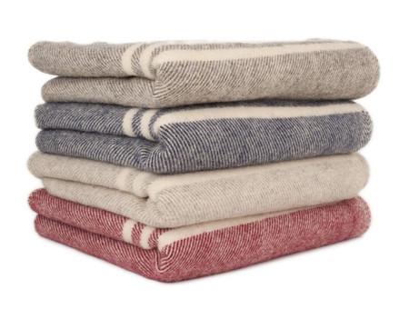 Macausland Woolen Mills Woolen Blanket