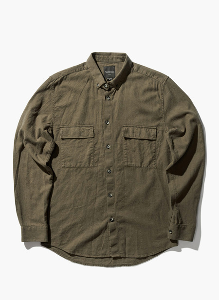 Barney Cools Worker LS Army