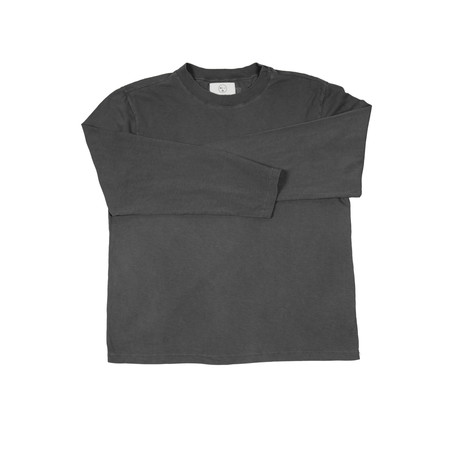 Olderbrother Long Sleeve Tee - Gray