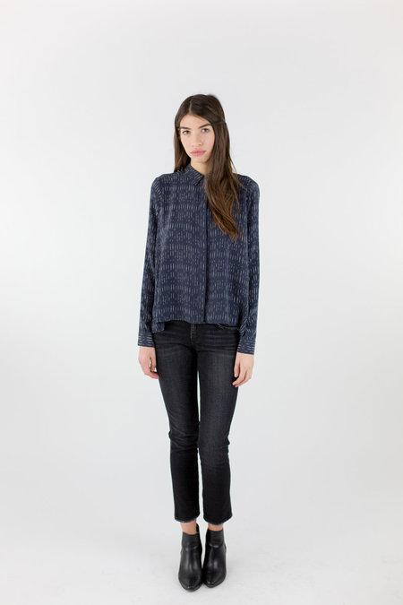 Just Female Pin Shirt - Pin Stripe