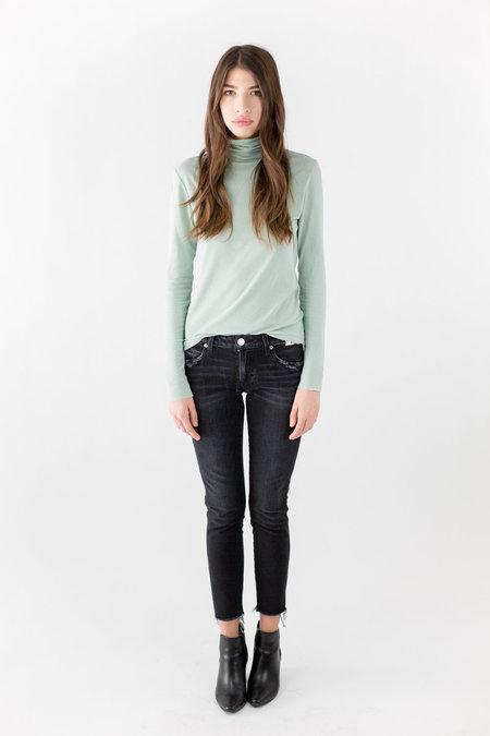 Just Female Inner Blouse - Oil Green