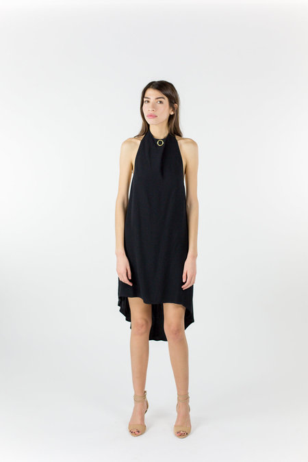 Finders Keepers Great Heights Dress - Black