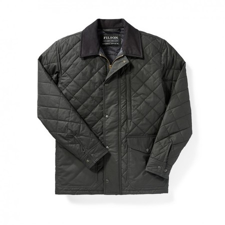 Filson Quilted Mile Marker