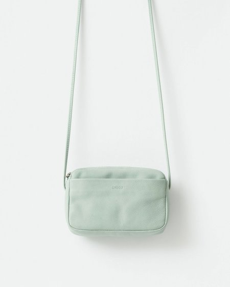 Baggu Mini Purse Sea Glass