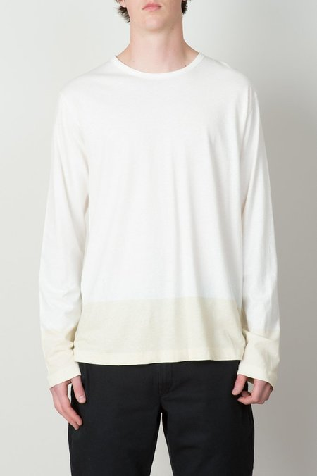 Men's YMC Block LS Tee