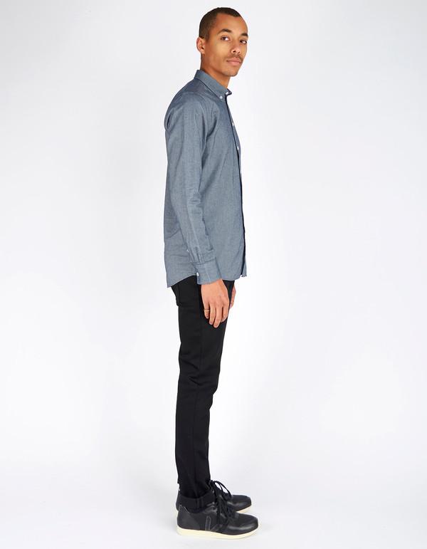 Minimum Chris Shirt Light Navy