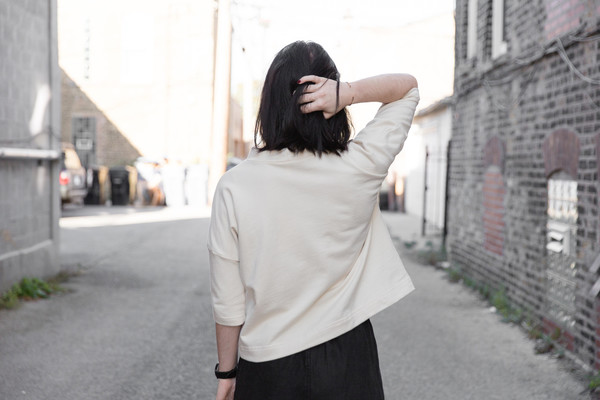 Ilana Kohn Barby Shirt in Cream