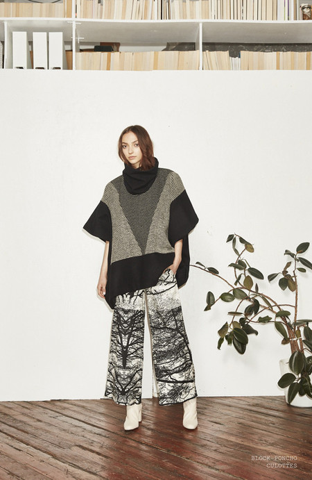 H. Fredriksson F16 Trees Wide Pant
