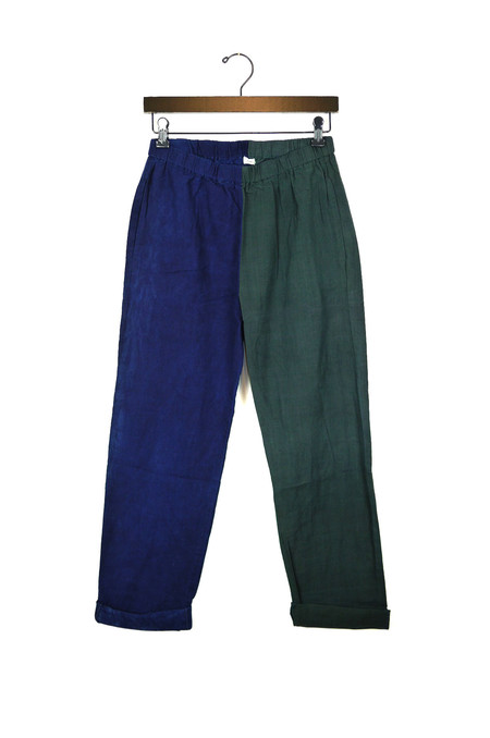 PO-EM Lounger Pant, Indigo/Charcoal