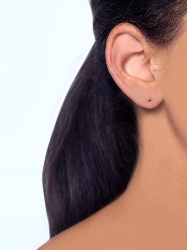 Still House Kaya Earring Black Diamond