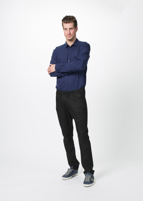 Men's Hansen Aase Slim Fit Trousers