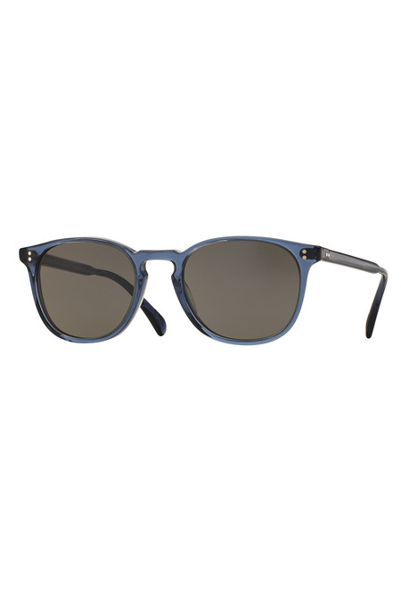 Oliver Peoples Finley Sunglasses - Carbon Gray