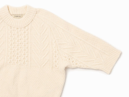 Yune Ho Aran Sweater