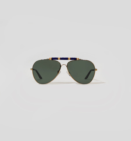 Michael Nelson Exclusive Sunglasses Blue/Yellow