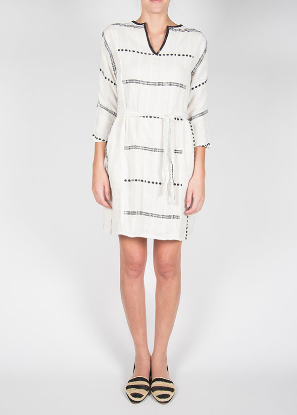 Ace & Jig - Carova Dress in Chord
