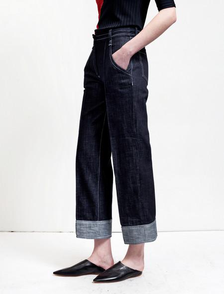 Trademark Indigo Silk Cotton Jeans