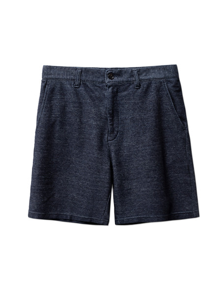Niuhans Sweat Shorts Dark Indigo