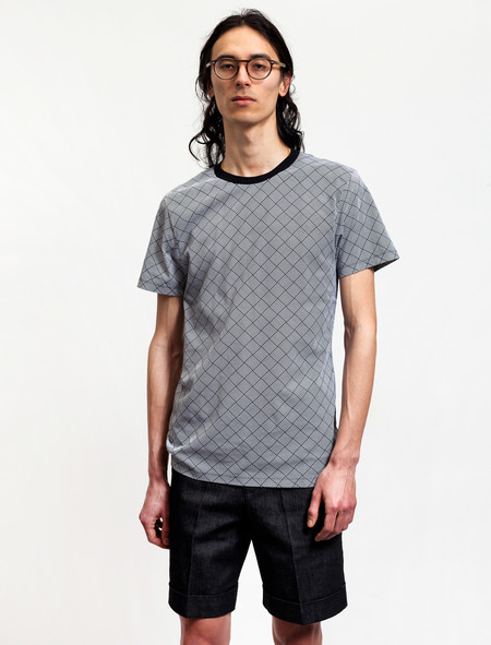 Christopher Raeburn Men's Woven Webbing T-Shirt