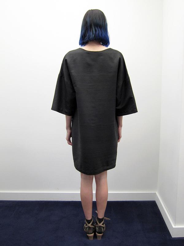 KAAREM Phoenix Organic Mollis Dyed Dress
