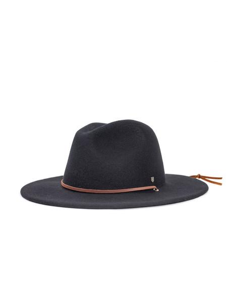 Brixton Field Hat Black