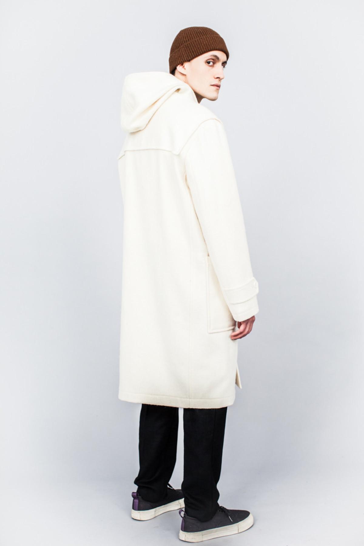 MHL Duffle Coat Duffle Coating Cream from Working Title Shop