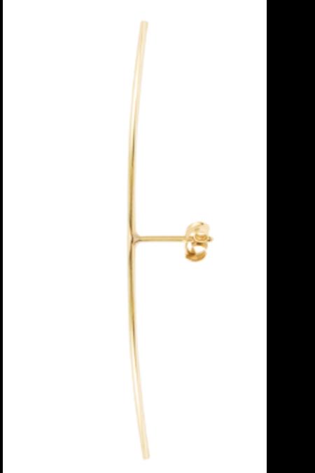 Sansoeurs Arch Earring (Gold)