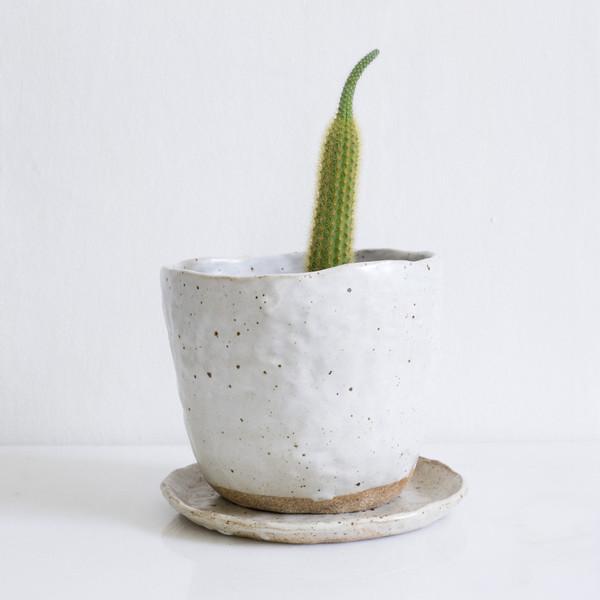 Karoline EauClaire Ceramic Planter