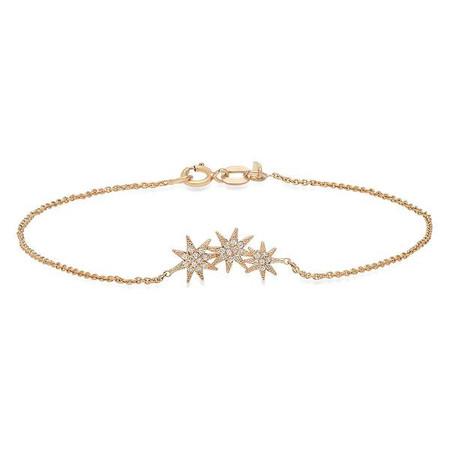 Looma Jewelry Stella Trio Diamond Bracelet